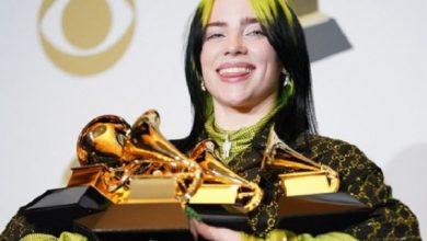 Photo of Billie Eilish la gran protagonista de los Grammy 2020