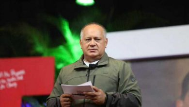 """Photo of Diosdado Cabello: """"Argentina verá de qué lado se acomoda, si de los pueblos o de los arrastrados»"""