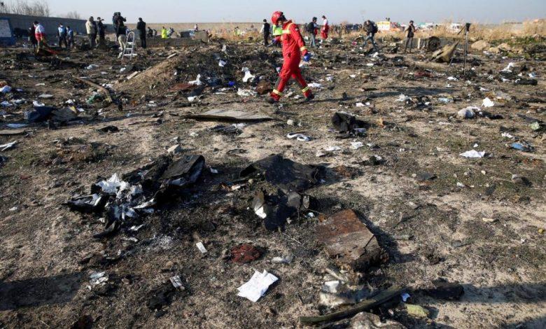 Photo of Tragedia aérea: avión ucraniano se estrelló en Irán con más de 170 pasajeros y no hay sobrevivientes