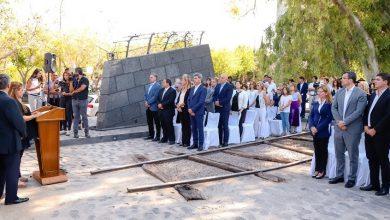 Photo of Capital: el recuerdo de Auschwitz presente en un emotivo acto