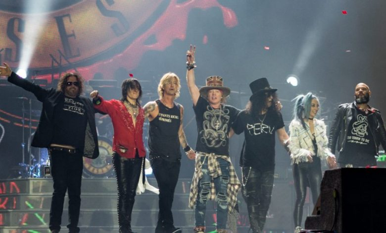 Photo of Guns N' Roses quiere demandar a un fan que filtró canciones inéditas