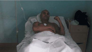Photo of El mensaje de la Hiena Barrios tras ser apuñalado