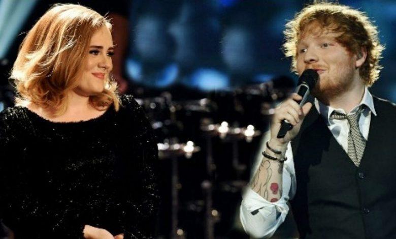 Photo of Adele y Ed Sheeran son los artistas de mayor éxito comercial de la última década