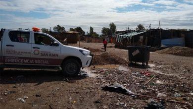 Photo of Desarrollo Humano relevó la situación de familias afectadas por las tormentas