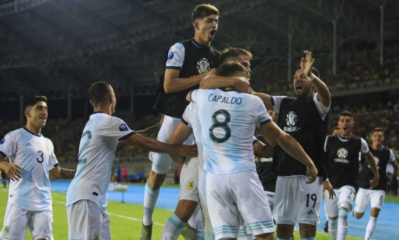 Photo of Preolímpico: Argentina se enfrenta a Chile, puntero del Grupo A
