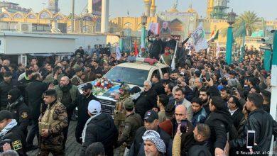 Photo of Multitudinario funeral de Soleimani en Bagdad