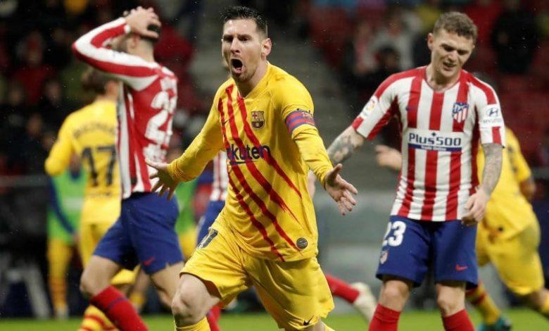 Photo of Barcelona-Atlético, partidazo de Supercopa en Arabia