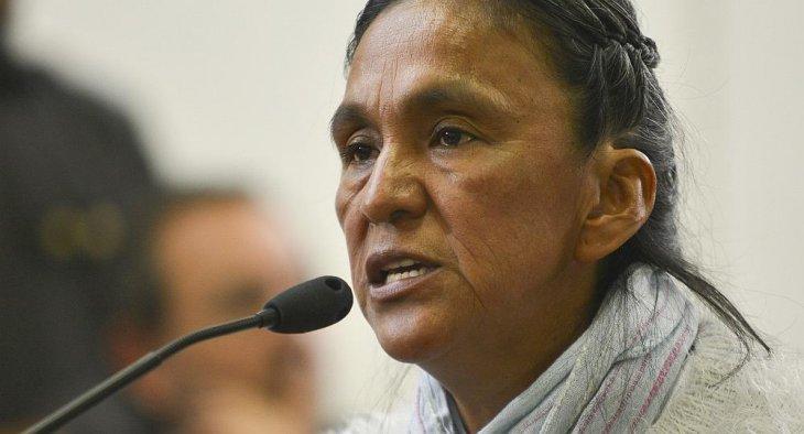 Photo of Confirmaron condena a 13 años de prisión para Milagro Sala
