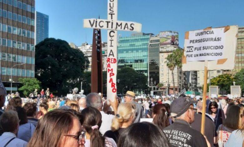Photo of Miles de personas reclaman a la Justicia por el Magnicidio de Nisman
