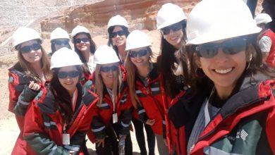 Photo of Las 19 embajadoras visitaron Veladero y conocieron la actividad minera