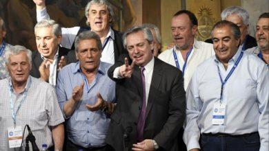 Photo of Fernández a los sindicatos: «No hagamos pedidos desmedidos»