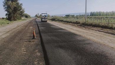 Photo of Finalizaron trabajos de mejoramiento en la Ruta Provincial N°286 en 25 de Mayo