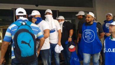 Photo of Escándalo en el SOEME: encapuchados que responden a Marcelo Balcedo tomaron la sede porteña