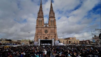 Photo of Tras los dichos de Alberto Fernández en Francia, la Iglesia convocó a una misa contra el aborto