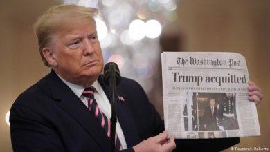 """Photo of Absuelto, Trump denuncia la """"perversidad"""" de los demócratas"""