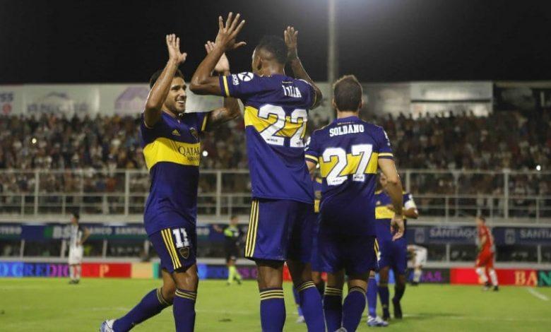 Photo of Boca goleó a Central Córdoba y le metió presión a River