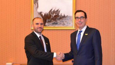 Photo of Guzmán se reunió con el secretario del Tesoro de EEUU y destacó que «fue un encuentro productivo»