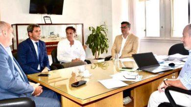 Photo of Uñac se reunió con el ministro Katopodis y el titular de ENOHSA