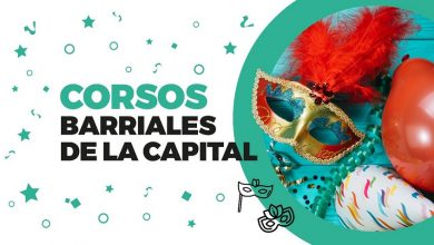 Photo of Capital: Vuelve la alegría de los corsos en las calles sanjuaninas