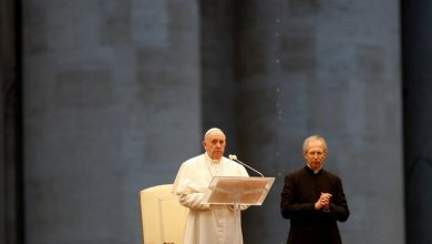Photo of El mensaje y rezo del Papa Francisco ante coronavirus: «No somos autosuficientes, solos nos hundimos»