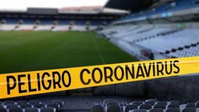Photo of Fútbol a puertas cerradas en Argentina por el coronavirus