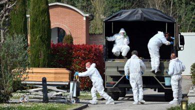 Photo of Italia registró un nuevo récord: 969 muertos en 24 horas