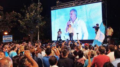 Photo of Jujuy: La marcha contra la intervención de la Justicia culminó con un multitudinario acto en plaza Belgrano