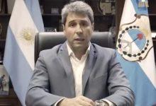 Photo of El mensaje de Uñac tras el primer caso positivo de coronavirus en la provincia