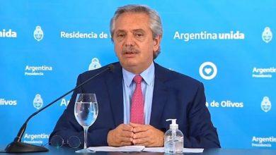 Photo of Alberto Fernández anunciará el plan de vacunación contra la Covid-19