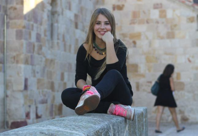 Photo of Lucia Gil «Quería lanzar un mensaje de unión y esperanza»