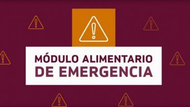 Photo of Continúan las inscripciones para solicitar el Módulo Alimentario de Emergencia