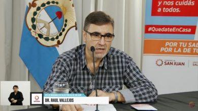 Photo of Salud Pública se ponen a punto para realizar testeos en San Juan