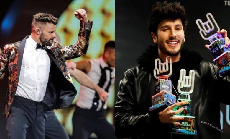 Photo of Ricky Martin y Sebastián Yatra anunciaron la salida de «Falta amor»