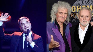 Photo of Robbie Williams rechazó ser el cantante de Queen, en reemplazo de Freddie Mercury