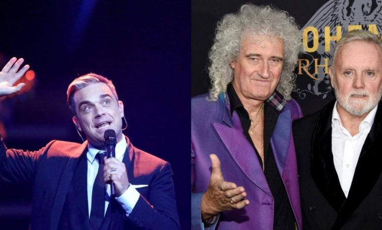 Photo of Robbie Williams rechazó ser el cantante de Queen, en reemplazo de Freddie Mercury