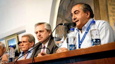 Photo of Alberto Fernández recibe a la mesa chica de la CGT en Olivos