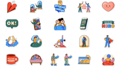 Photo of WhatsApp lanzará stickers para comunicarse durante la pandemia