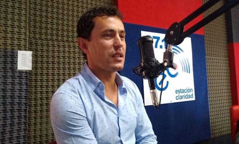"Photo of Jorge Chica ""Me llena de orgullo, la solidaridad de las instituciones deportivas de San Juan"""