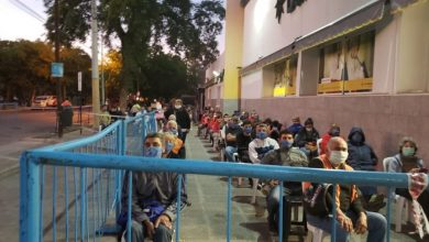 Photo of La actividad bancaria comenzó más ordenada y con los abuelos sentados
