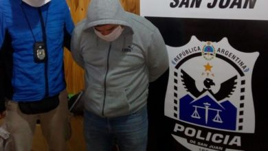 Photo of Detenido por pegarle a su hijo y a su hermana
