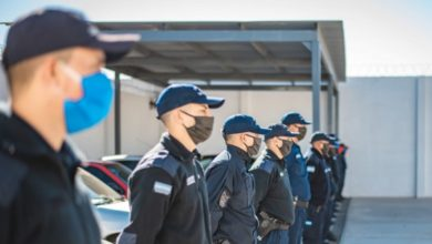 Photo of Ascendieron a 1056 efectivos policiales