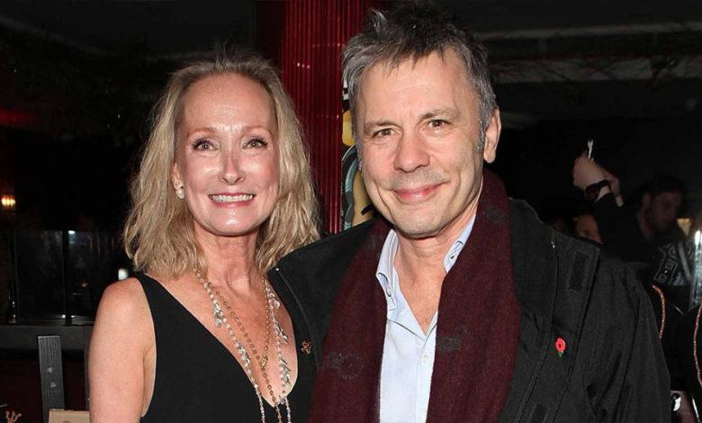 Photo of Encontraron muerta a la exesposa de Bruce Dickinson, líder de Iron Maiden