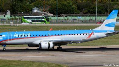 Photo of El Gobierno fusionará Aerolíneas Argentinas y Austral en una sola compañía aérea