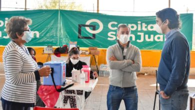 Photo of Colocarán mil vacunas en dos clubes de Capital