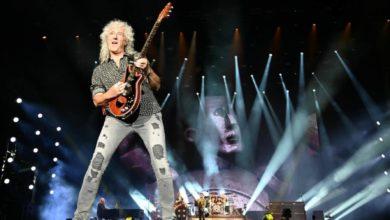 Photo of Brian May, guitarrista de Queen, contó que sufrió un ataque al corazón y estuvo cerca de morir