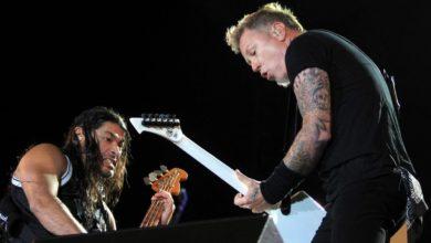 Photo of Metallica compartió en sus redes un show histórico de 1983