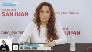 Photo of Dra. Mónica Jofré : «estoy en perfecto estado»