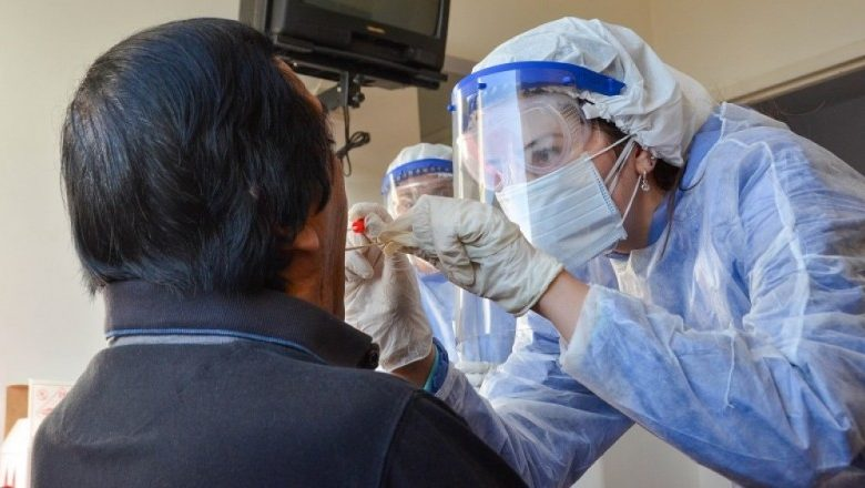 Photo of Hoy se sumaron 3099 nuevos infectados de Covid19 en Argentina