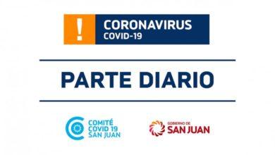 Photo of No hay nuevos casos en San Juan y más de 80 test dieron negativo
