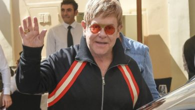 Photo of La exmujer de Elton John presentó una medida legal contra el cantante